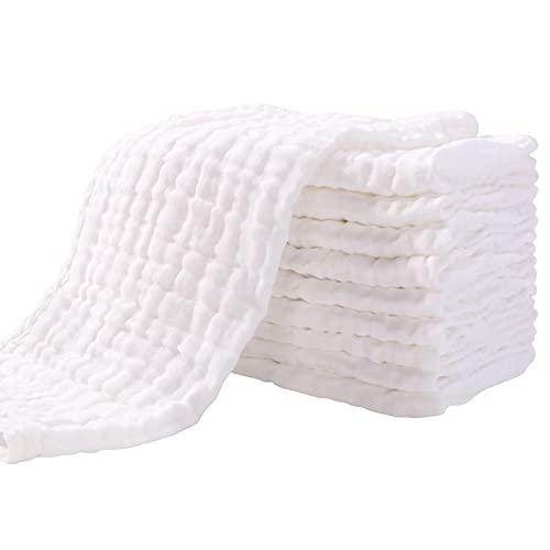 Yoofoss Spucktücher weiß 10 Stück