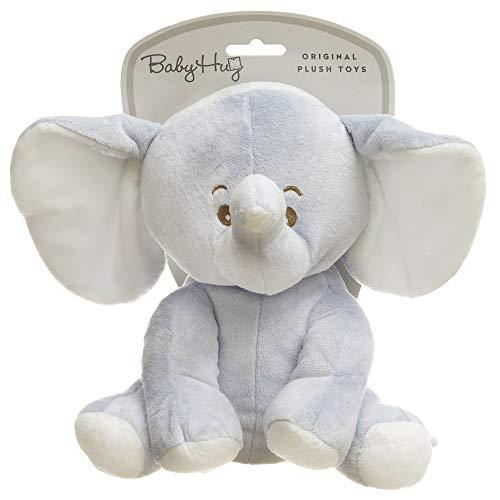 Sitzendes Elefanten Kuscheltier
