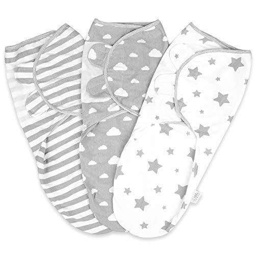 Pucksack Baby 0-3 Monate Baby Decke Pucktuch Baby Für...