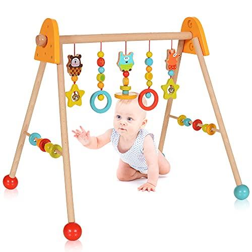 LCP Spielbogen mit Hängespielzeug für Babys