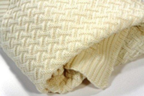 Sonnenstrick Wolldecke für Babys