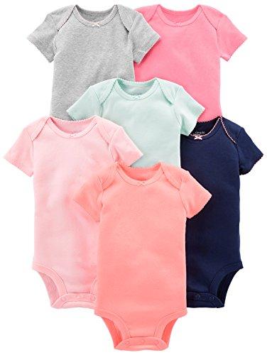 Simple Joys by Carter's Baby Mädchen Body Aus Baumwolle Mit...