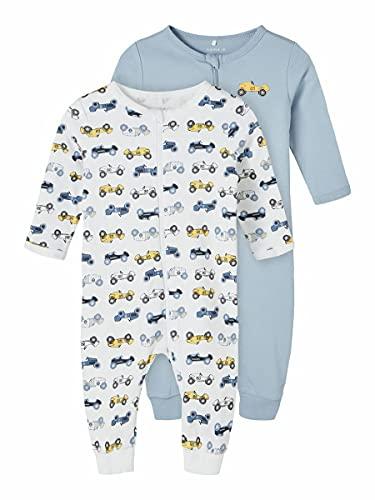 NAME IT Schlafanzug Junge 2er Pack