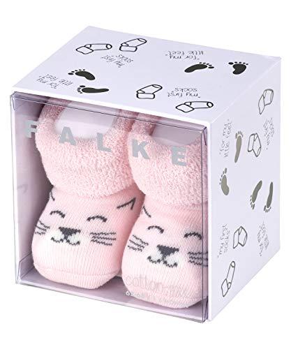 FALKE Unisex Baby Socken Baby Cat, Baumwolle, 1 Paar, Rosa...