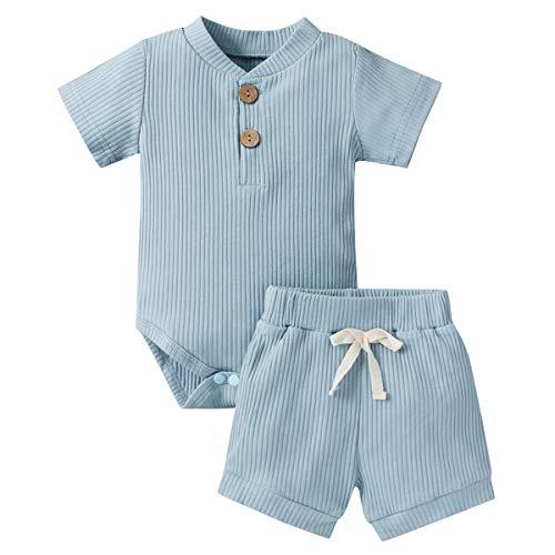Geagodelia Babykleidung Set Baby Jungen Mädchen Kleidung Outfit...