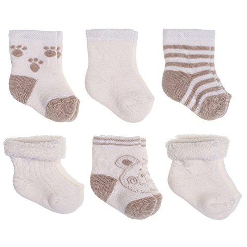 Jacobs Babymoden Baby Socken Erstlings-Söckchen -...