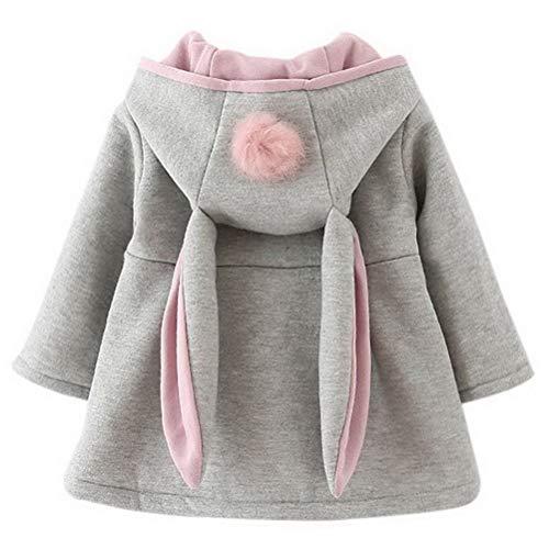Odziezet Baby Mädchen Mäntel aus Baumwolle Frühlung Herbst...