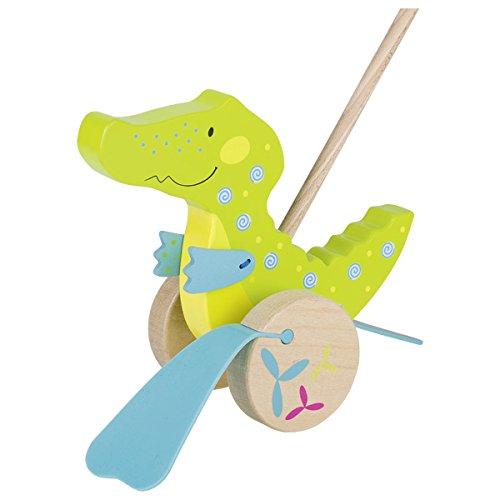 Goki Schiebetier Krokodil