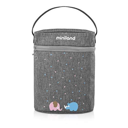 Miniland Isoliertasche für Babyflaschen