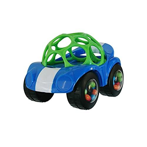 Bright Starts Oball Spielzeugauto mit Rasselgeräuschen