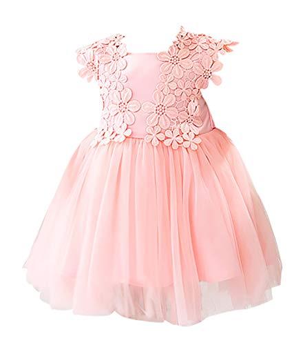KRUIHAN Kleid Mädchen Baby