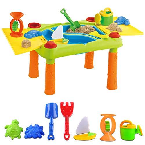 deAO Wasserspieltisch für Kinder