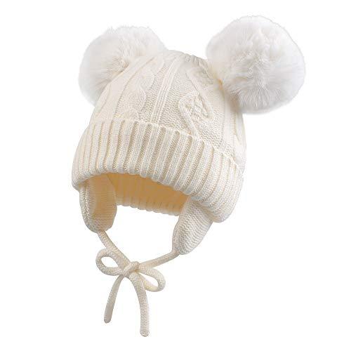 Pesaat Wintermütze Baby Mädchen