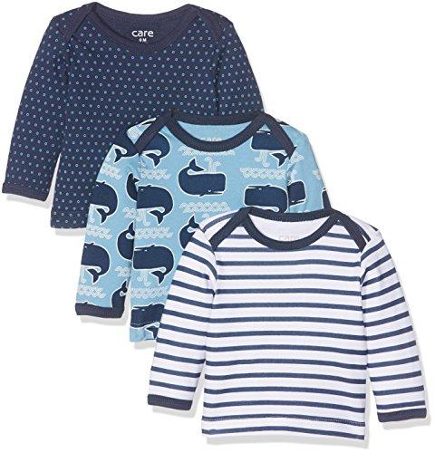 Care Baby Langarmshirts Jungen 3er Pack