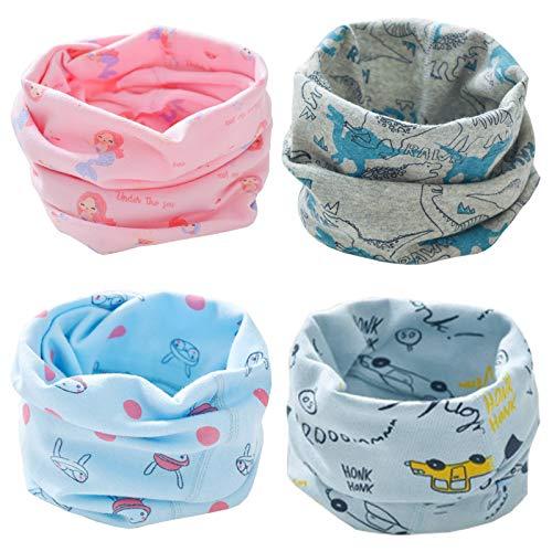 ZYUPHY Babyschal 4er Pack