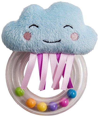 Taf Toys 12075 lustige Rassel 'Wolke', mehrfarbig