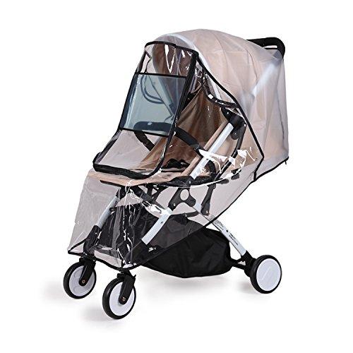bemece Regenschutz für Kinderwagen