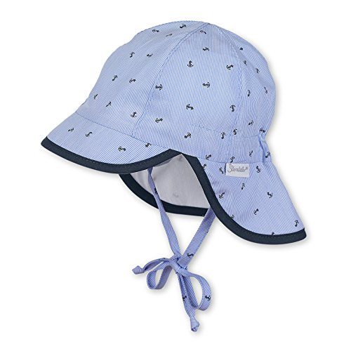 Sterntaler Schirmmütze für Jungen mit Bindebändern,...