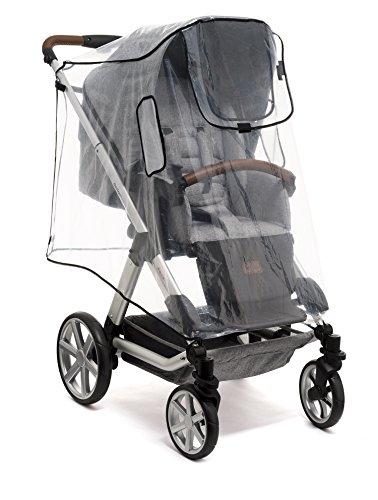 Reer RainCover Active Regenschutz für Kinderwagen