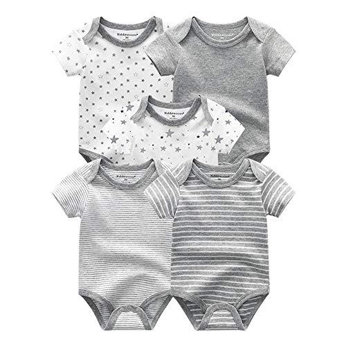 Kiddiezoom Baby-Body, Hose, Kleinkinder-Einteiler,...
