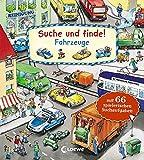 Suche und finde! - Fahrzeuge: mit 66 spielerischen Aufgaben....