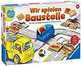 Ravensburger 24726 Wir spielen Baustelle - Bau-und...